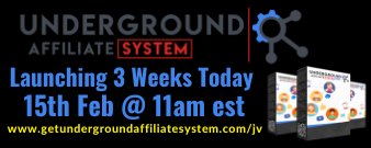 Richard Fairbairn & Paul Okeeffe – Underground Affiliate System